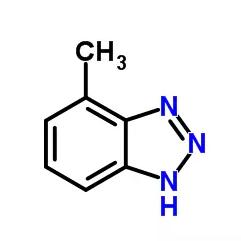 ساختار مولکولی تولیل تری ازول