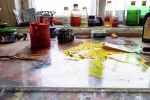 ساخت پاک کننده لکه رنگ و گریس
