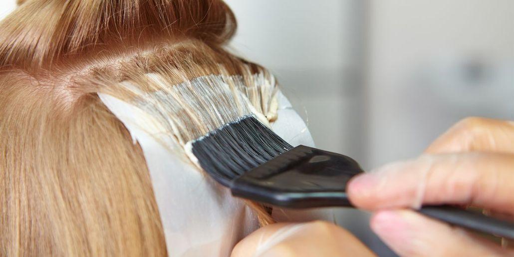 رنگ نمودن مو و آشنایی بیشتر با فرمولاسیون رنگ مو
