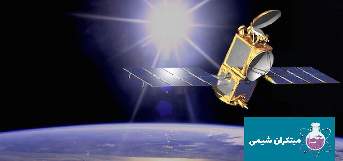 کاربرد هیدرازین در ماهواره ها