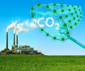 جذب و جداسازی کربن دی اکسید