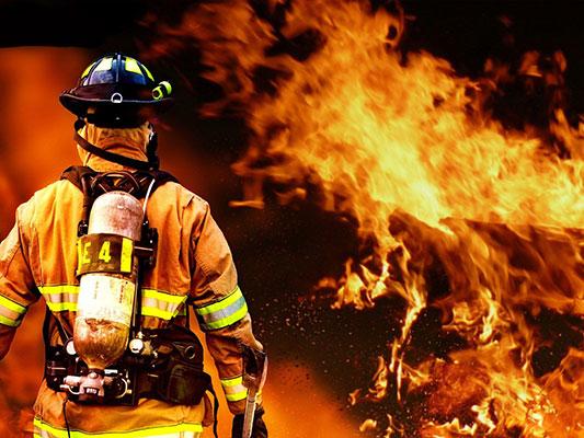 خطرات آتش سوزی استیک اسید