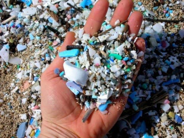 فیلتر کربن در میکروپلاستیک ها